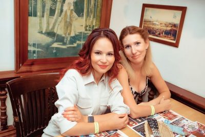 Александр Иванов и группа «Рондо», 24 июля 2019 - Ресторан «Максимилианс» Самара - 43