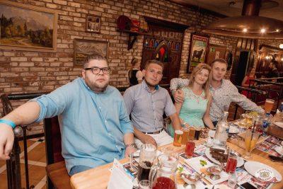 Стендап: Новикова, Старовойтов, Косицын, 8 августа 2019 - Ресторан «Максимилианс» Самара - 16