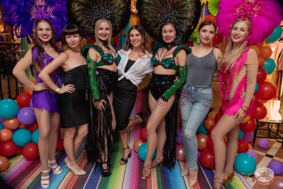 «Дыхание ночи»: Latino fiesta, 17 августа 2019 - Ресторан «Максимилианс» Самара - 12