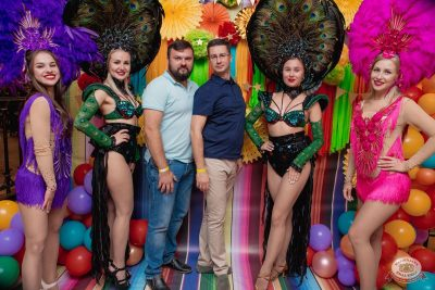 «Дыхание ночи»: Latino fiesta, 17 августа 2019 - Ресторан «Максимилианс» Самара - 4