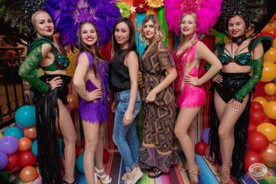 «Дыхание ночи»: Latino fiesta, 17 августа 2019 - Ресторан «Максимилианс» Самара - 6