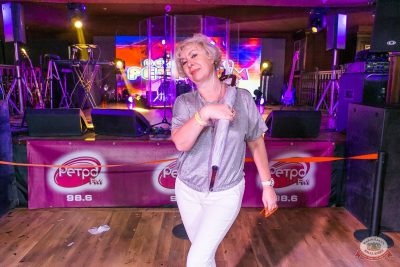Вечеринка «Ретро FM», 23 августа 2019 - Ресторан «Максимилианс» Самара - 23
