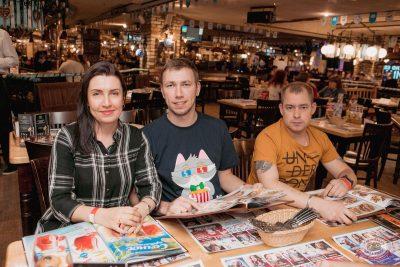 Сергей Бобунец, 25 сентября 2019 - Ресторан «Максимилианс» Самара - 17
