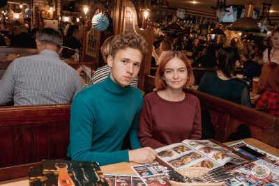 Сергей Бобунец, 25 сентября 2019 - Ресторан «Максимилианс» Самара - 45