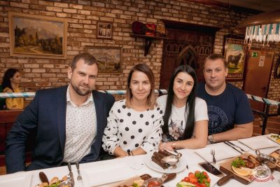 Artik & Asti, 3 октября 2019 - Ресторан «Максимилианс» Самара - 19
