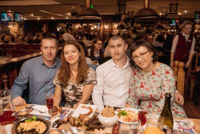 Группа «Пицца». 9 октября 2019 - Ресторан «Максимилианс» Самара - 54