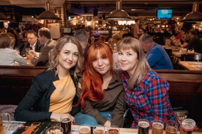 Группа «Чиж & Co», 16 октября 2019 - Ресторан «Максимилианс» Самара - 44