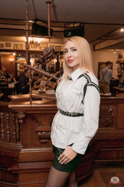 Линда, 23 октября 2019 - Ресторан «Максимилианс» Самара - 30