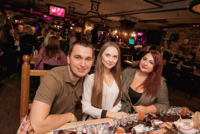 «Дыхание ночи»: party a la russe, 25 октября 2019 - Ресторан «Максимилианс» Самара - 30
