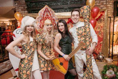 «Дыхание ночи»: party a la russe, 25 октября 2019 - Ресторан «Максимилианс» Самара - 4
