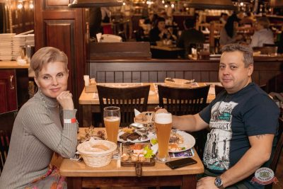 Группа «Рок-острова», 30 октября 2019 - Ресторан «Максимилианс» Самара - 18