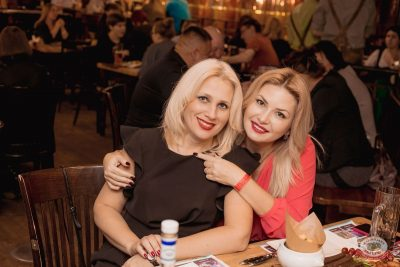 Группа «Рок-острова», 30 октября 2019 - Ресторан «Максимилианс» Самара - 36