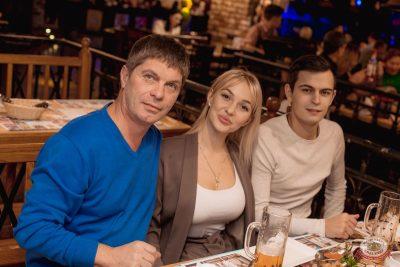 Группа «Рок-острова», 30 октября 2019 - Ресторан «Максимилианс» Самара - 38