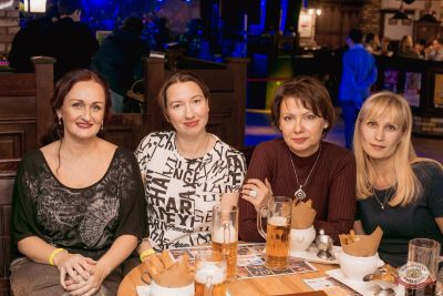 Группа «Рок-острова», 30 октября 2019 - Ресторан «Максимилианс» Самара - 42