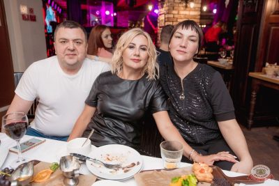 «Дыхание ночи»: Dj Stylezz, 8 февраля 2020 - Ресторан «Максимилианс» Самара - 35