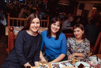 Группа «Мираж», 12 февраля 2020 - Ресторан «Максимилианс» Самара - 25