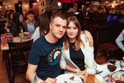 Андрей Бебуришвили, 20 февраля 2020 - Ресторан «Максимилианс» Самара - 11