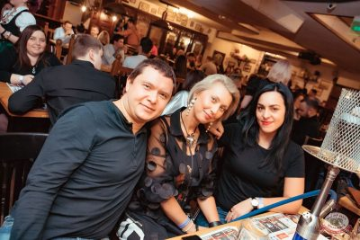 Андрей Бебуришвили, 20 февраля 2020 - Ресторан «Максимилианс» Самара - 19