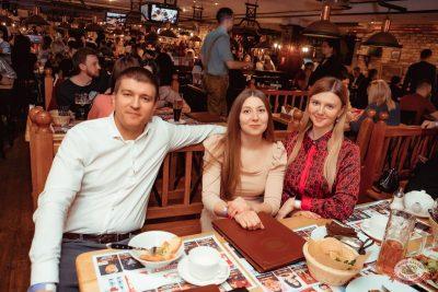 Андрей Бебуришвили, 20 февраля 2020 - Ресторан «Максимилианс» Самара - 28