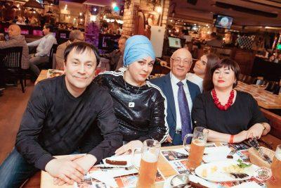 Алла Рид, 27 февраля 2020 - Ресторан «Максимилианс» Самара - 33