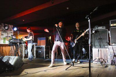 Александр Иванов и группа «Рондо», 12 июля 2012 - Ресторан «Максимилианс» Самара - 05