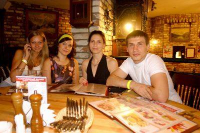 Александр Иванов и группа «Рондо», 12 июля 2012 - Ресторан «Максимилианс» Самара - 07