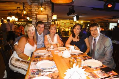 Александр Иванов и группа «Рондо», 12 июля 2012 - Ресторан «Максимилианс» Самара - 13