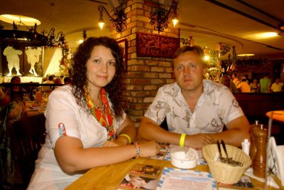 Александр Иванов и группа «Рондо», 12 июля 2012 - Ресторан «Максимилианс» Самара - 15
