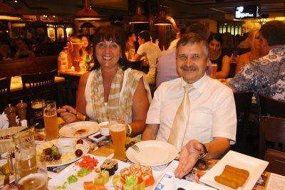 Александр Иванов и группа «Рондо», 12 июля 2012 - Ресторан «Максимилианс» Самара - 17