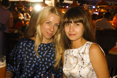Александр Иванов и группа «Рондо», 12 июля 2012 - Ресторан «Максимилианс» Самара - 21