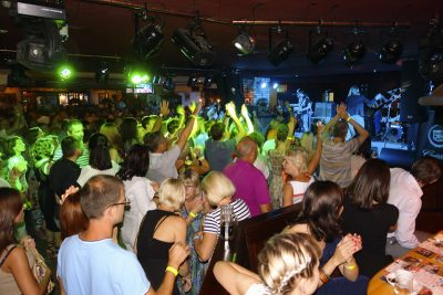 Александр Иванов и группа «Рондо», 12 июля 2012 - Ресторан «Максимилианс» Самара - 27