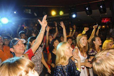 Александр Иванов и группа «Рондо», 12 июля 2012 - Ресторан «Максимилианс» Самара - 28
