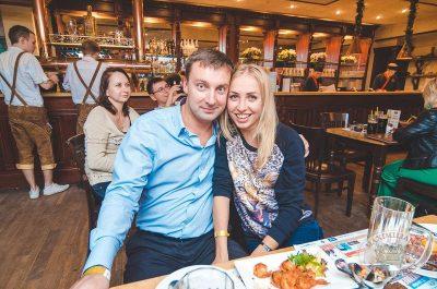 Александр Иванов и группа «Рондо», 25 сентября 2013 - Ресторан «Максимилианс» Самара - 09