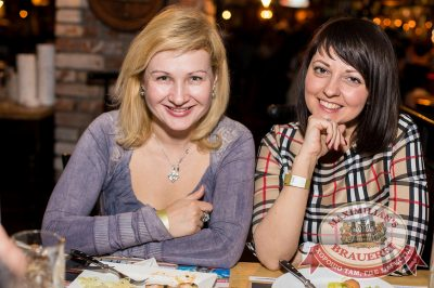 Александр Незлобин, 20 марта 2014 - Ресторан «Максимилианс» Самара - 16
