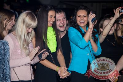 Александр Незлобин, 20 марта 2014 - Ресторан «Максимилианс» Самара - 21