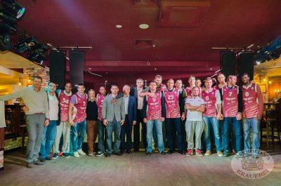 Баскетбольный клуб «Красные крылья», встреча в «Максимилианс», 9 октября 2013 - Ресторан «Максимилианс» Самара - 02