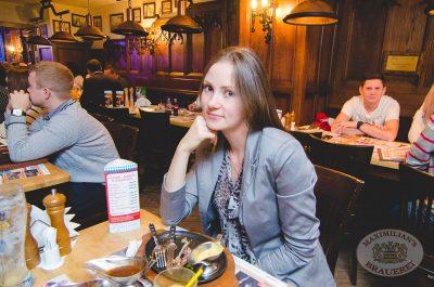 Баскетбольный клуб «Красные крылья», встреча в «Максимилианс», 9 октября 2013 - Ресторан «Максимилианс» Самара - 09