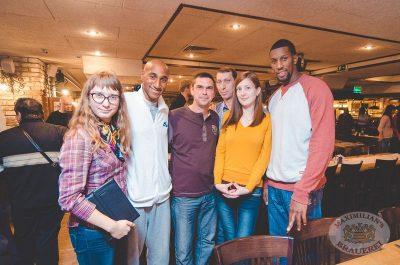 Баскетбольный клуб «Красные крылья», встреча в «Максимилианс», 9 октября 2013 - Ресторан «Максимилианс» Самара - 29