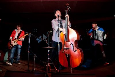 Billy's Band, 21 сентября 2012 - Ресторан «Максимилианс» Самара - 02