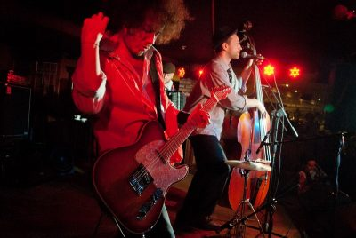 Billy's Band, 21 сентября 2012 - Ресторан «Максимилианс» Самара - 04