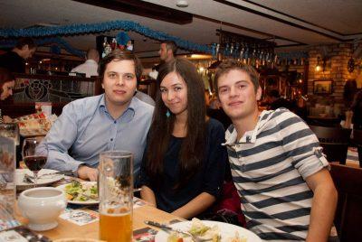 Billy's Band, 21 сентября 2012 - Ресторан «Максимилианс» Самара - 10