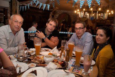 Billy's Band, 21 сентября 2012 - Ресторан «Максимилианс» Самара - 20