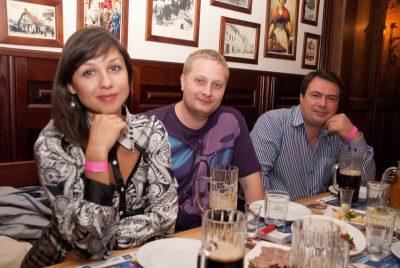 Billy's Band, 21 сентября 2012 - Ресторан «Максимилианс» Самара - 22