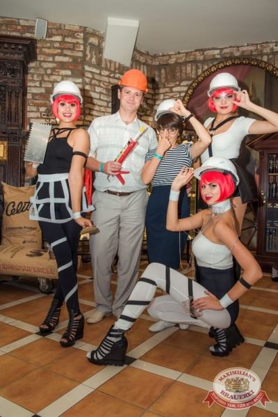 День строителя, 7 августа 2015 - Ресторан «Максимилианс» Самара - 08