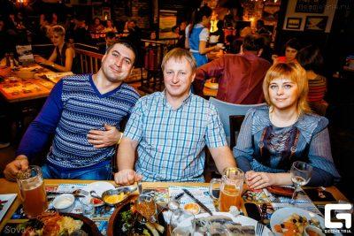 Чайф  (фото: geometria.ru), 26 февраля 2013 - Ресторан «Максимилианс» Самара - 18
