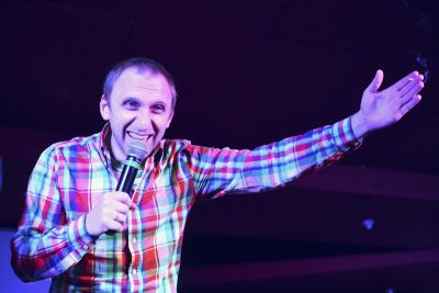 Резиденты Comedy Club Олег и Гавр, 19 октября 2012 - Ресторан «Максимилианс» Самара - 01