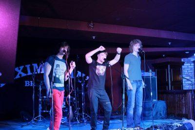 Jukebox Trio, 26 октября 2012 - Ресторан «Максимилианс» Самара - 01