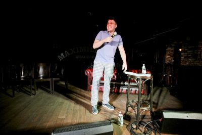 Александр Незлобин, 6 декабря 2012 - Ресторан «Максимилианс» Самара - 02