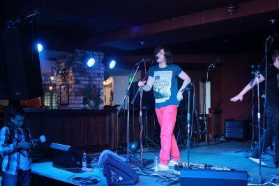 Jukebox Trio, 26 октября 2012 - Ресторан «Максимилианс» Самара - 02