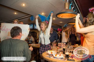 «Октоберфест»: «Давайте потанцуем», второй тур, 30 сентября 2015 - Ресторан «Максимилианс» Самара - 03